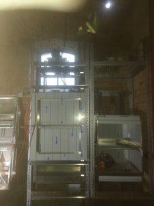 Servis Asansörleri ( Monşarj ) Yemek Asansörü imalatı , komple Paket Servis Asansörü