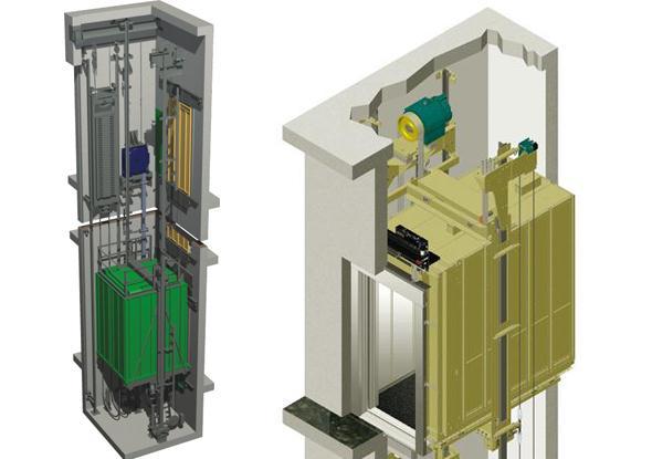 makine-dairesiz-asansor
